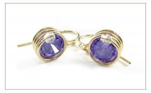 Spiral Purple