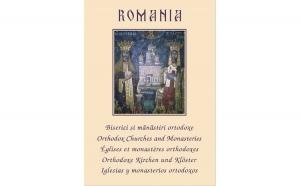 CD - carte Biserici şi mănăstiri ortodoxe în România