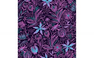 Tablou Canvas cu Flori 020 90 x 90 cm