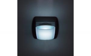 Lumina de veghe LED cu senzor tactil - albastru