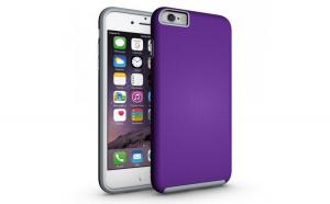 Husa Armor Rugged de duritate mare pentru iPhone 6S 6 purple