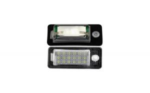 Set Lampi LED numar AUDI A3/S3 8P 2003-2012