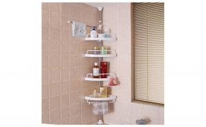 Etajera colt pentru baie Multi Corner Shelf