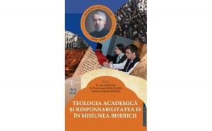Teologia academică și responsabilitatea ei în misiunea Bisericii