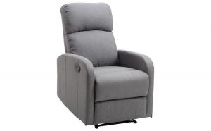 Fotoliu relaxare cu recliner Gri