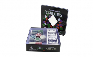 Set joc poker, 100 jetoane