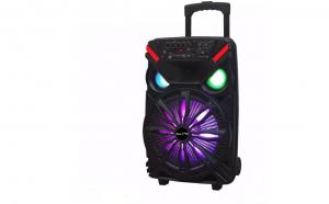 Boxa Activa Portabila AiliAng 1718,300W, 15 Inch , Microfon Wireless, USB, Radio,Bluetooth,Telecomanda