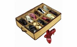 Set 3 organizatoare pantofi