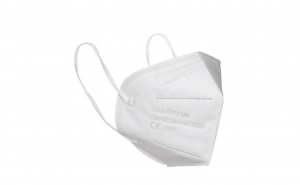 Cutie 20 Masti faciale protectoare cu 5 straturi, standard KN95, nivel de protectie ≥95%, Intellisec