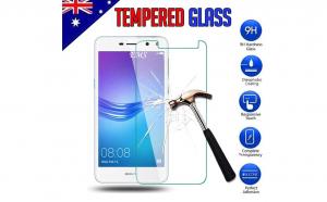 Folie sticla securizata Huawei Y5 2018/Y5 Prime, transparentă