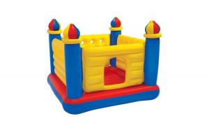 Spatiu de joaca gonflabil Intex - Jump-o-Lene™, Castle Bouncer, 175 x 175 x 135 cm