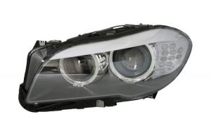 Far Bi-xenon cu Led, BMW Seria 5 F10, 2010-2013, 444-1176LMLEHM2