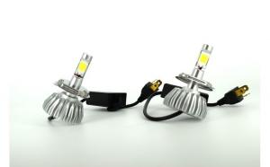 Set bec LED EVO X01 H1 9-16V 6000k