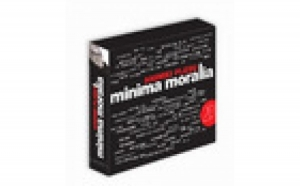 Minima moralia 4 CD's