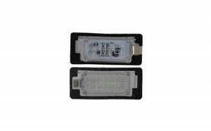Set 2 lampi led numar compatibile BMW E90 E39 E60 E84 E70 etc.