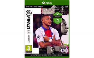 Joc FIFA 21 Champions Edition pentru