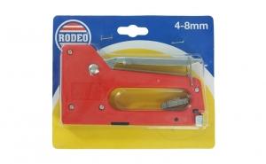 Capsator manual pentru lemn 4-8 mm