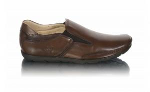 Pantofi barbati, piele naturala, Gitanos 1501, Maro