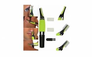 Trimmer facial - ideal pentru locurile greu accesibile