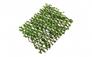 Gard decorativ artificial, 1 x 3 m