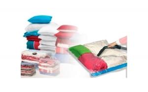 Set 5 saci pentru vidat haine, pilote, paturi, perne, 70 x 100 cm