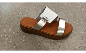 Papuci din piele, pentru dame