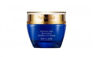 Masca de noapte cu efect intens revitalizant NovAge