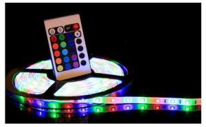 Banda RGB LED 5 m, Festivalul Brazilor, Instalatii luminoase