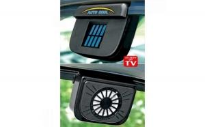 Ventilator auto cu incarcare solara Auto Cool