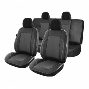 Huse scaune auto Volkswagen Passat B6  Exclusive Leather Lux