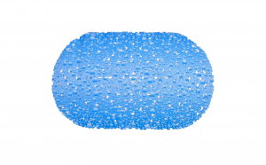 Covor de baie antiderapant, 69x39 cm