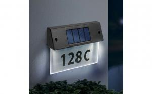 Numar de casa solar