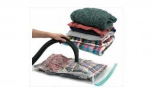 Set 3 saci pentru vidat haine, pilote, paturi, perne, 80 x 110 cm