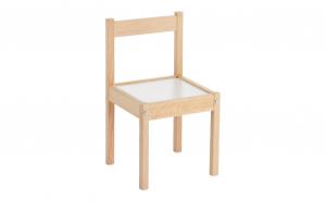 Scaun pentru copii , 28 x 28 x 50 cm, lemn