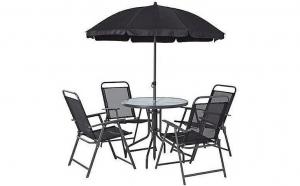 Umbrela de terasa antivant, 240 cm
