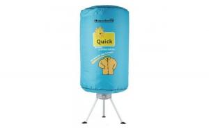 Uscator de rufe electric cu aer cald.