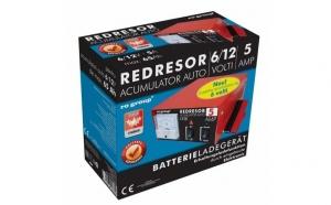 Redresor baterie auto 5 A, 6-12 V, maxim 65Ah