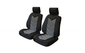 Huse scaune auto AUDI A2 2000-2005  Ergonomic,set 2 buc,partea fata