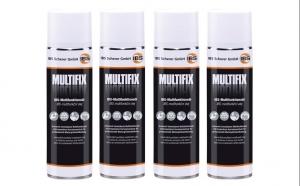 Pachet 4 spray-uri lubrifiante multifunctionale IBS Scherer, la 133 RON in loc de 193 RON