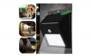 Lanterna LED+solara