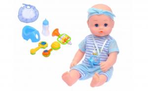 Bebelus cu Biberon, Olita si accesorii