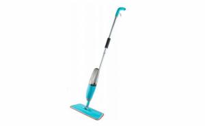 Mop spray cu rezervor detasabil, curatare umeda, maner metalic