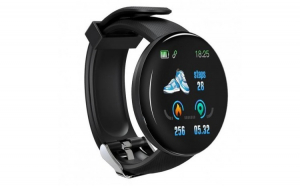 Bratara Fitness Smartband Techstar® D18 Waterproof IP65  Incarcare USB  Bluetooth 4.0  Display Touch Color OLED