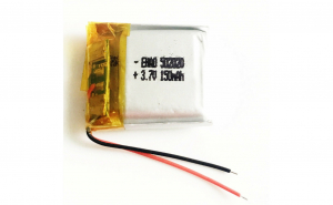 502020 - Acumulator Li-Po- 3,7 V -150mah