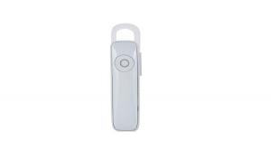 Casca Bluetooth Hands-Free cu 2 Microfoane, Alb