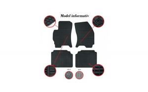 Covorase Presuri interior cauciuc Premium dedicate Toyota Corolla x E14 E15 2006-2012