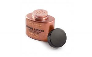 Iluminator Pulbere MAKEUP REVOLUTION Pearl Lights Loose Highlighter - Sunset Gold, 25 g