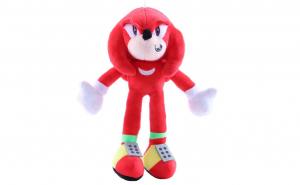 Jucarie plus Knukles din desenele Sonic