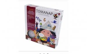 Joc educativ tomanap, +5 ani