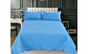 Cuvertura de pat din Catifea A17